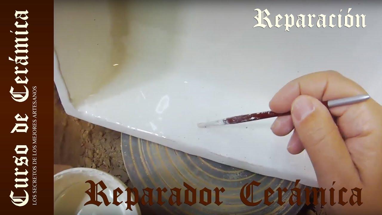 Curso De Cer Mica Reparador Para Piezas De Cer Mica