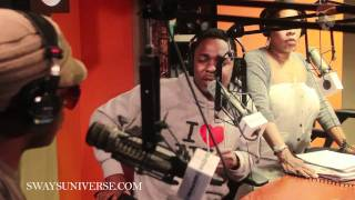 Kendrick Lamar on Sway in the Morning part 1/2