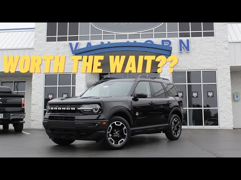 The Bronco Is Back...The All New Bronco Sport!!