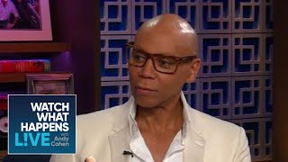 RuPaul's Advice For Meghan Markle | WWHL