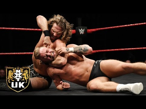 Tyler Bate vs. James Drake: NXT UK, Nov. 14, 2018