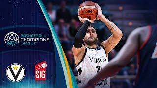 Segafredo Virtus Bologna v SIG Strasbourg - Highlights - Basketball Champions League 2018-19