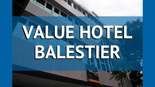 VALUE HOTEL BALESTIER 2* Сингапур обзор – отель ВАЛУЕ ХОТЕЛ БАЛЕСТИЕР 2* Сингапур видео обзор