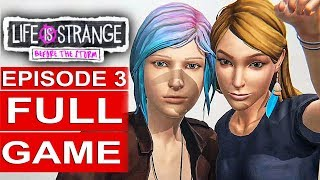 LIFE IS STRANGE BEFORE THE STORM Episode 3 Gameplay Walkthrough Part 1 FULL GAME - No Commentary