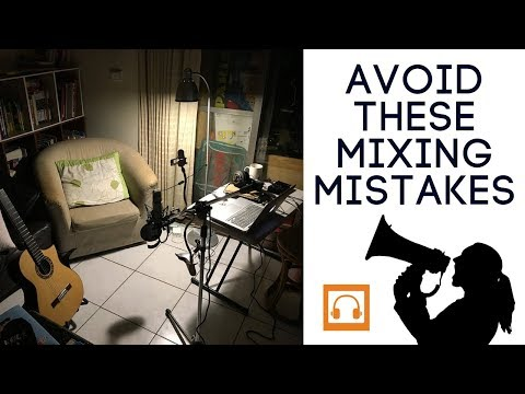 Making Music in a Home Studio: 5 Mistakes You MUST Avoid Mp3