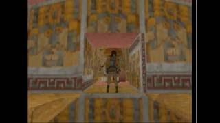 Tomb raider speedrun - Tomb of qualopec (Secrets) in 1:56
