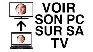 Brancher son PC à sa télévision avec un cable HDMI ou VGA ou Bien DVI Mon High-Tech Bien aimé