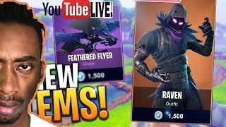 370+ Wins | 5200+ Kills | NEW RAVEN SKIN LIT! | Fortnite Battle Royale (XBOX)