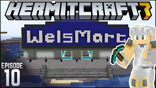 WelsMart & The Hedge Games! | Hermitcraft 7 - Ep. 10