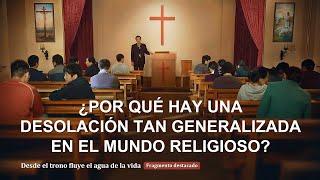 """Película evangélica """"Desde el trono fluye el agua de la vida"""" Escena 2 - ¿Por qué hay una desolación tan generalizada en el mundo religioso?"""