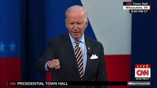 Joe Biden spews CCP propaganda on concentration camps, human rights abuses in China, on Feb 16, 2021