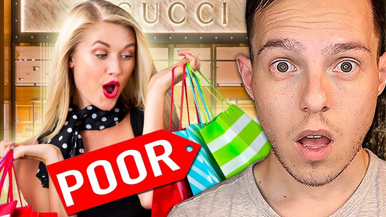 Millionaire Reacts: Spoiled Rich Kid Goes BROKE!
