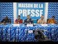 Conférence de Presse : Présentation nouveau Mandat de la MINUSMA, résolutions 2423