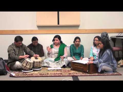 Swarnali Banerjee - Amir Khusro Night at UCONN