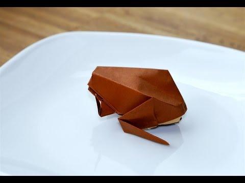 Origami Brathähnchen
