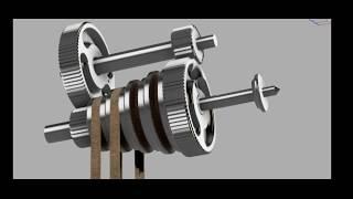 Back geared Headstock Mechanism - best explanation