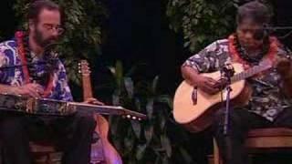 """""""Ua Like"""" performed by Ledward Kaapana & Bob Brozman"""