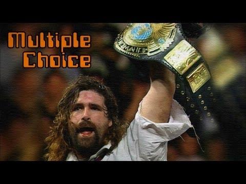 Hardcore Legende Mick Foley packt im Interview aus! (Multiple Choice)
