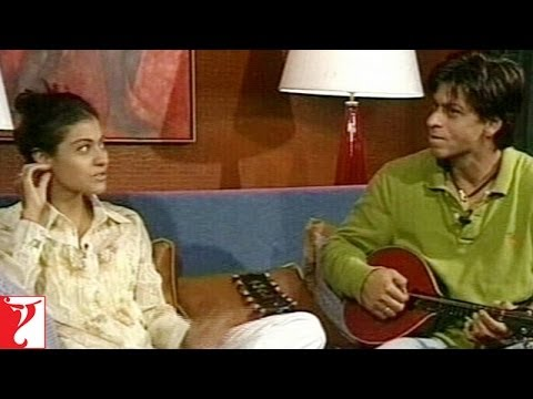 Shah Rukh & Kajol in conversation - Dilwale Dulhania Le Jaye