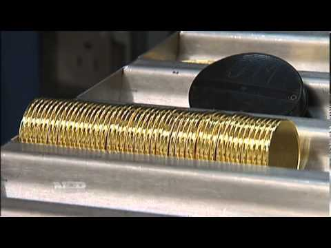 Minting Gold (6/5/13)