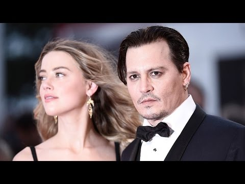 Johnny Depp Responds To Amber Heard's Divorce Petition For ...