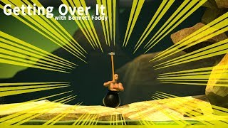 【steam】あなたはクリアできますか?【Getting Over It with Bennett Foddy】