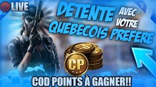♦️LIVE COD MOBILE FR MULTI AVEC PAPER 5000 CP À GAGNER!!