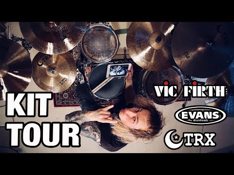 Kit Tour With Wyatt Stav