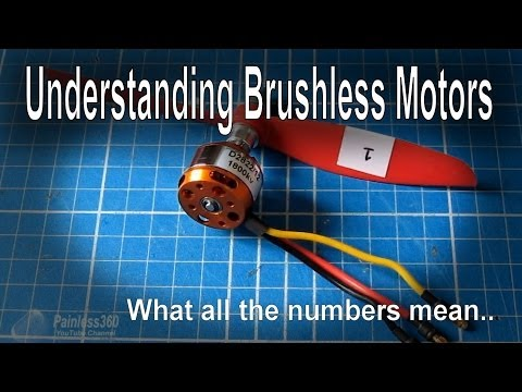 Brushless Motor Numbers Explained (KV etc) thumbnail