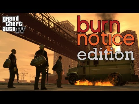 GTA IV: Burn Notice Edition