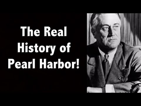 The Real History of Pearl Harbor and Facts About Pearl Harbor.
