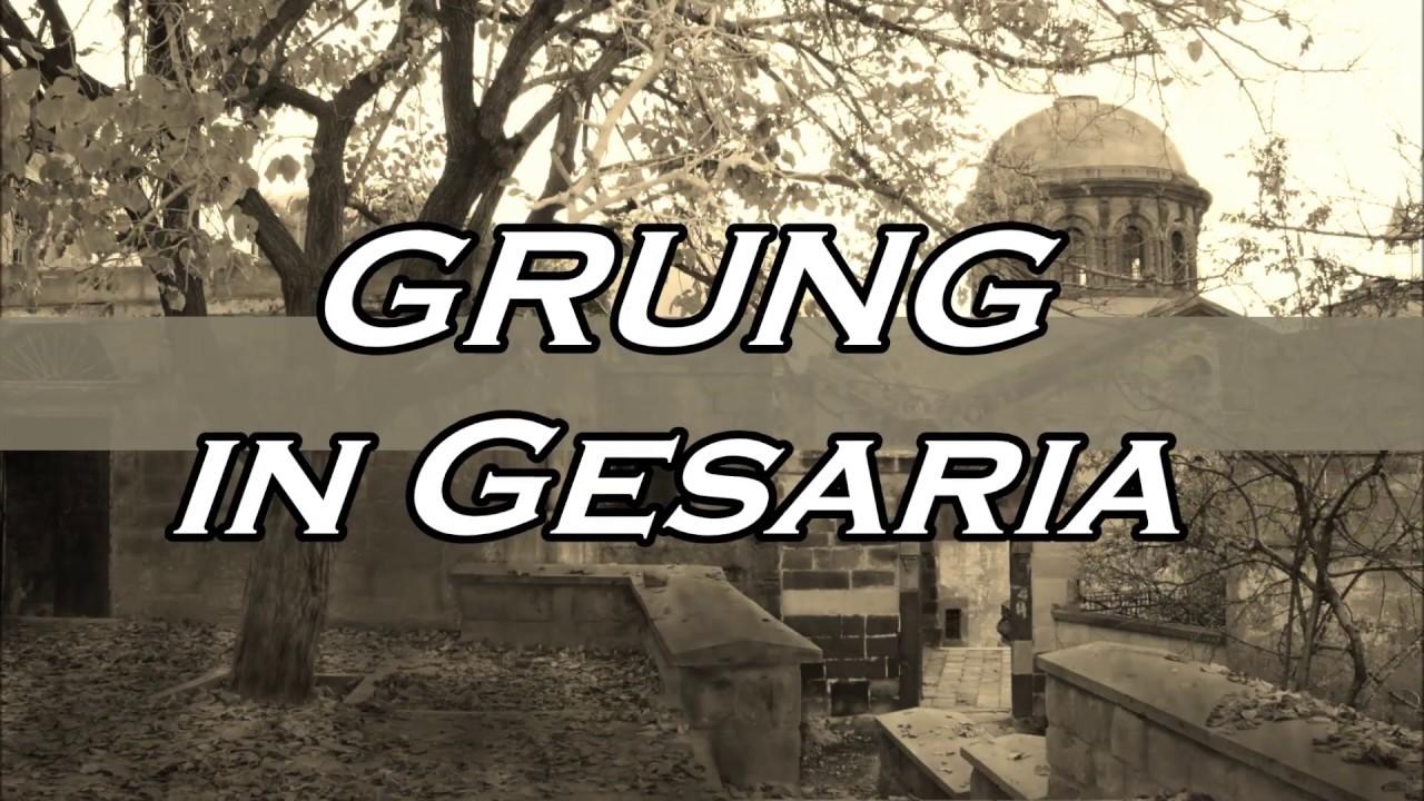 Surp Krikor Lusavoriç Kilisesi - Kayseri   Grung in Gesaria