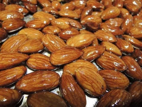 Honey Roasted Almond - How to