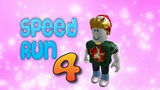 SPEED RUN 4 | GENUINE MAKE PAIN JIWAAAAA ROBLOX INDONESIA WITH MOZ1LA