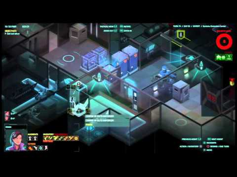 Let's play Invisible INC console EXPERT RUN #(008)