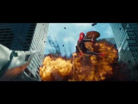 THE AMAZING SPIDER-MAN 2 Final Trailer...