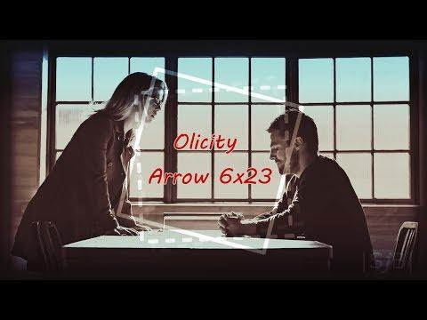 Oliver & Felicity || Goodbye (6x23)