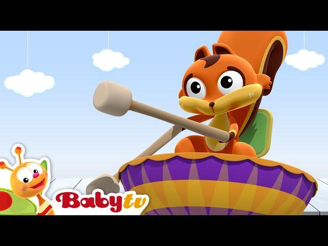 Dieren spelen percussie- BabyTV Nederlands