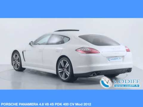 vodiff 4x4 occasion rhone alpes porsche panamera 4 8 v8 4s pdk 400 cv mod 2012 youtube. Black Bedroom Furniture Sets. Home Design Ideas