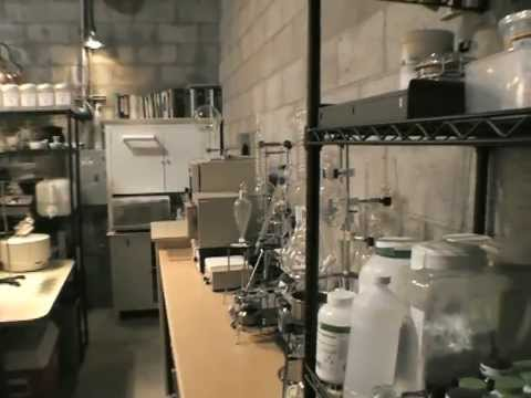 Tour of an Alchemy Laboratory