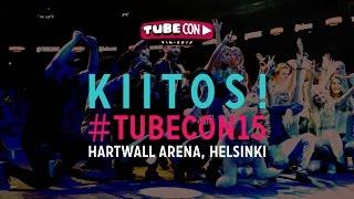 #TUBECON15 KIITOS!