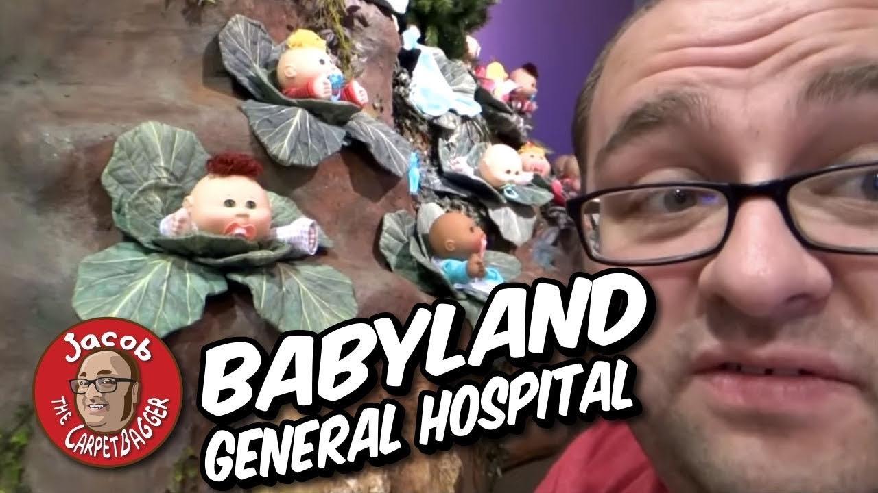 Babyland General Hospital World S Strangest Roadside