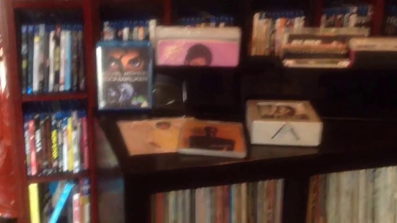 Download Music Room Tour  Michael Jackson Moonwalker bluray, Damion The Key , playing .