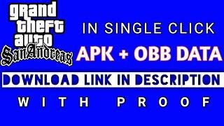 gta 6 apk obb data download
