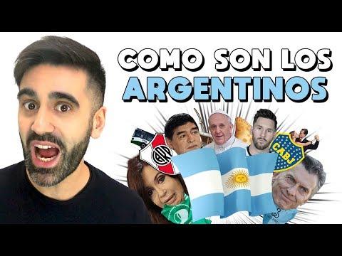 COMO SON LOS ARGENTINOS: 30 MITOS DE ARGENTINA, COSTUMBRES ARGENTINAS, COMO HABLAN, PALABRAS, FRASES