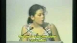 Menina silenciou a ONU Rio 1992 Brasil.wmv