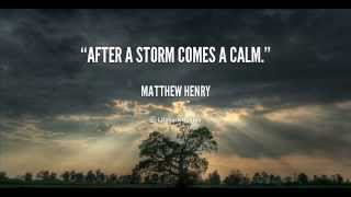Calm After The Storm - House Remix