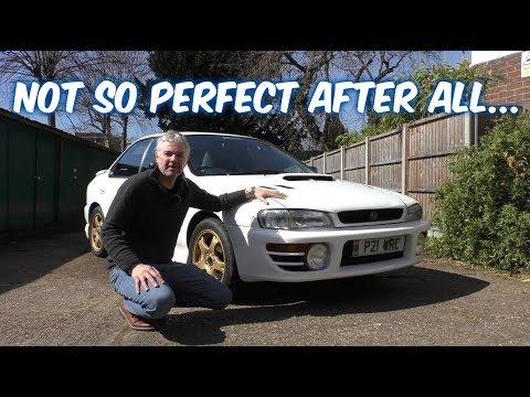 Subaru Impreza WRX Update - Pitfalls Of Buying A Used Car