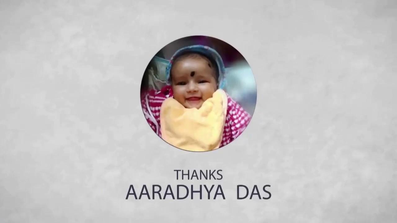 Child Annaprasan Invitation Youtube