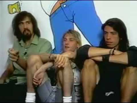 Kurt Cobain stoned interview- Another proof of why Marijuana should be legallized